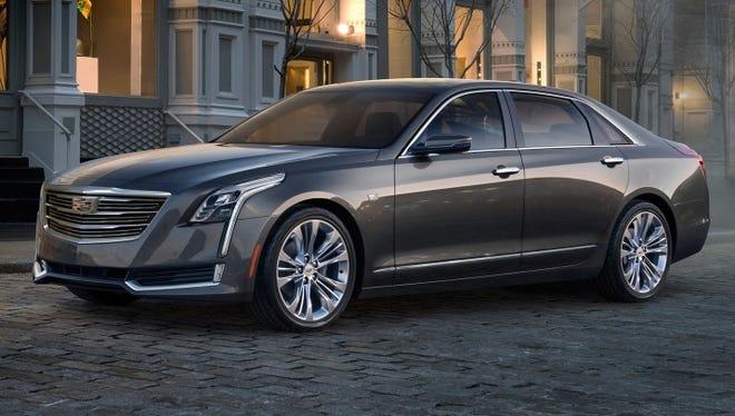 Cadillac CT6 del 2016