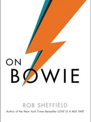 Rob Sheffield's 'On Bowie' is out June 28.