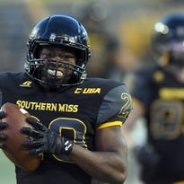 T'Rod Daniels details unused touchdown celebration from Southern Miss' win