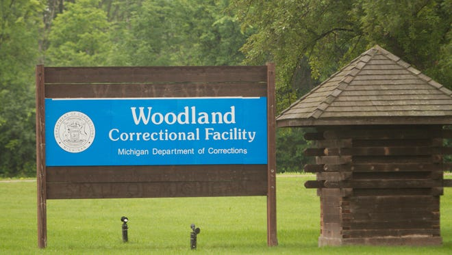 The Woodland Correctional Facility in Green Oak Township.