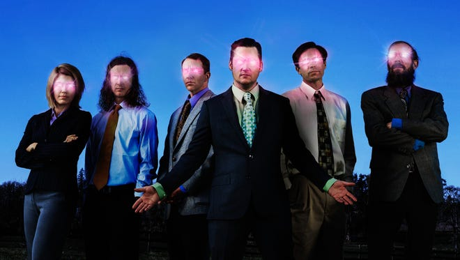 Modest Mouse plays Monday in Burlington.