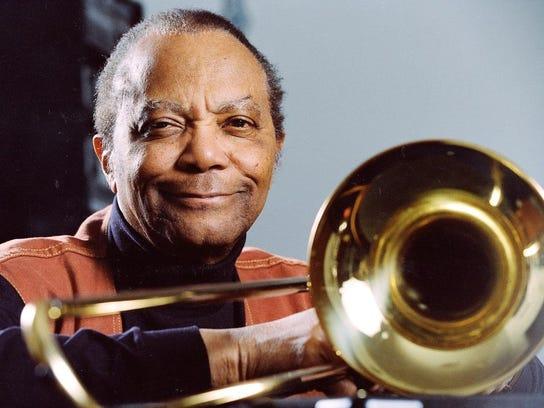 J.J. Johnson (1924-2001).