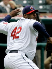 Cleveland's CC Sabathia loved to bat. That doesn't mean he was a hitter.