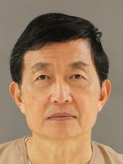 "Szuhsiung ""Allen"" Ho, charged with buying information for one of China's top nuclear power companies. (Knox County Sheriff's Office)"