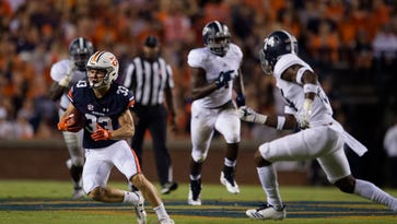 Auburn Film Review 2017 Week 1: Get used to Will Hastings' 'skippy route'