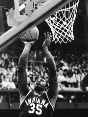 McGinnis played just one season at Indiana University,