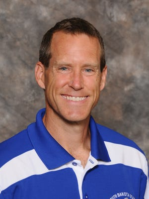 SDSU soccer coach Lang Wedemeyer.