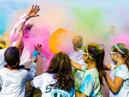Pewaukee Color Run