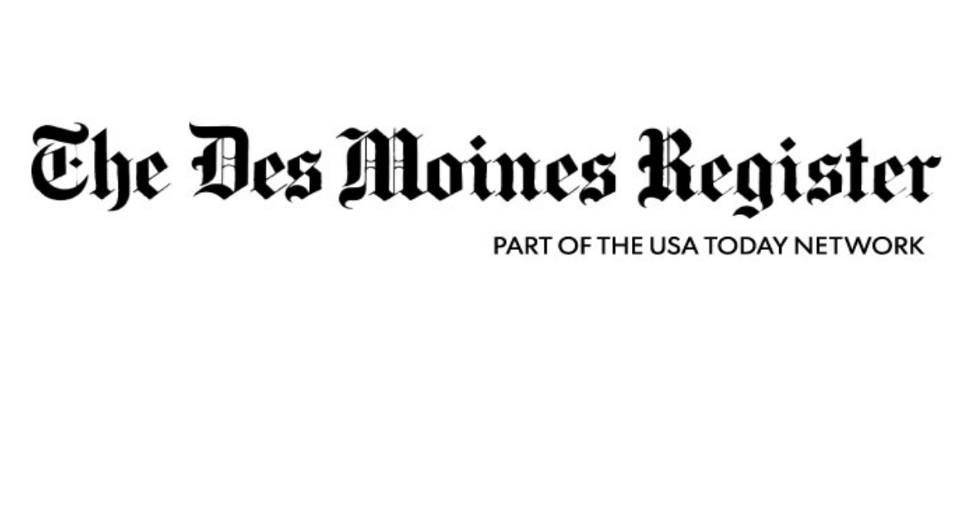 Des Moines Register adds USA TODAY Network to its name