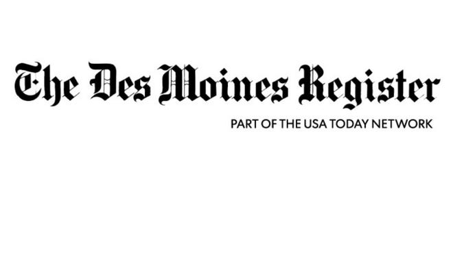The Des Moines Register is part of the USA TODAY Network.