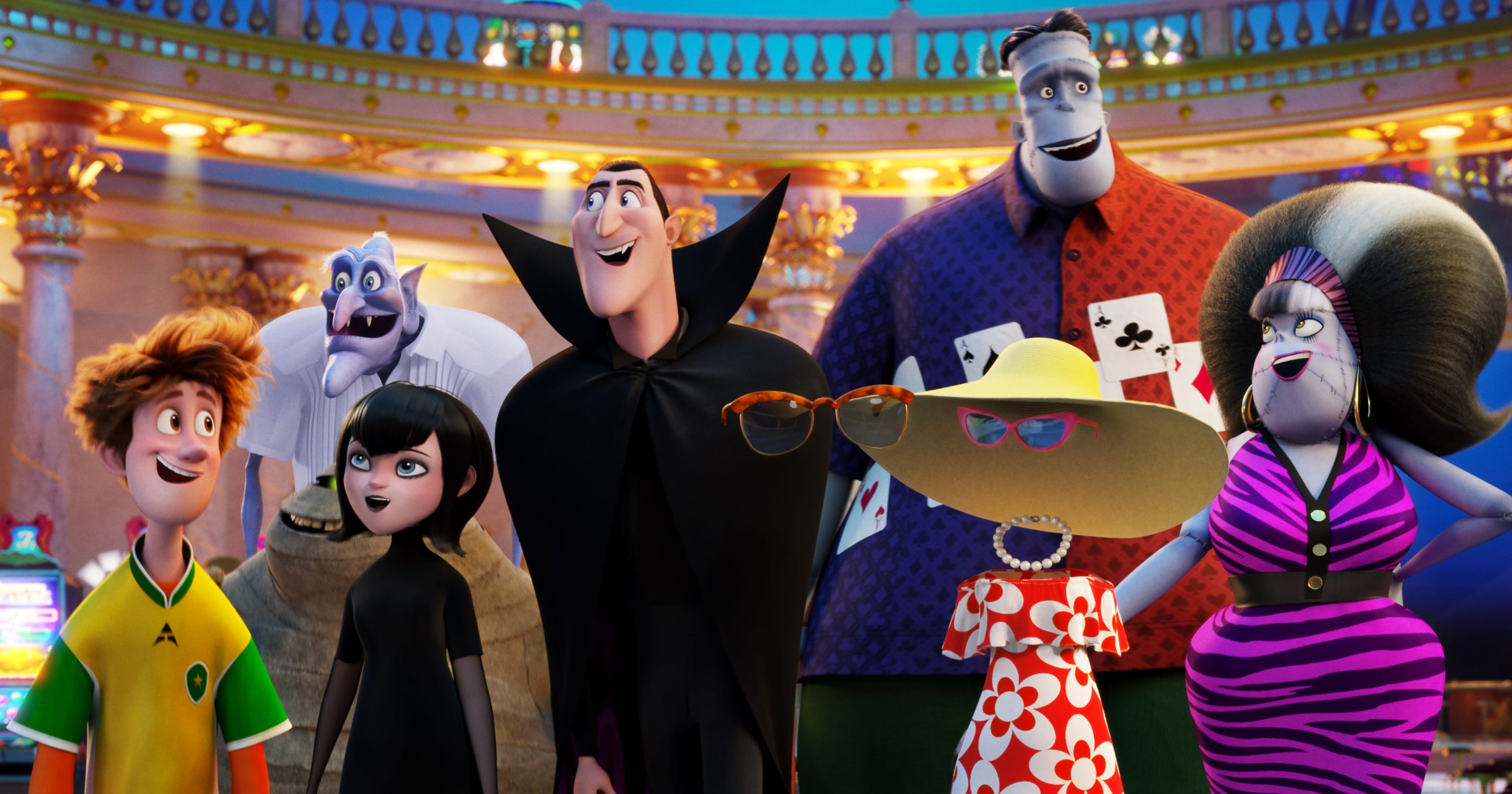 This is an image of Accomplished Hotel Transylvania Pictures