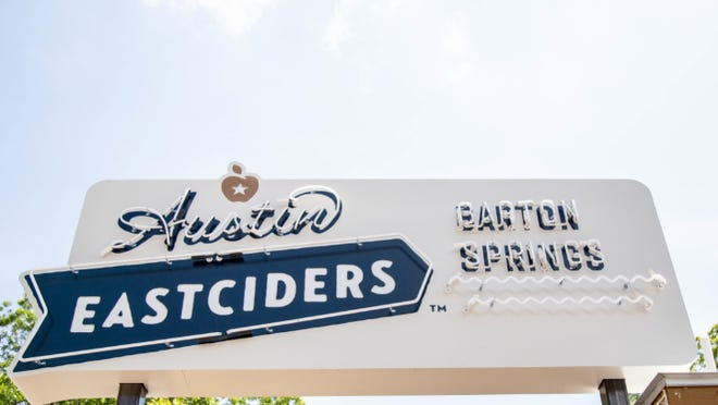Austin Eastciders has joined Austin's restaurant row on Barton Springs Road.