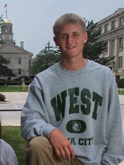 Nate Kaeding, K, Iowa City West: A two-time all-state