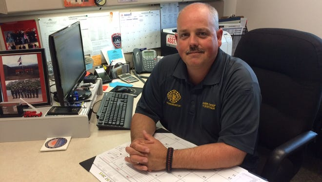 Sturgeon Bay Assistant Fire Chief Tim Dietman was chosen for the position of fire chief. Dietman is scheduled to start in January.
