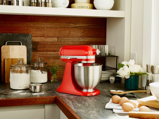 Everyone wants  KitchenAid stand mixer, but today's