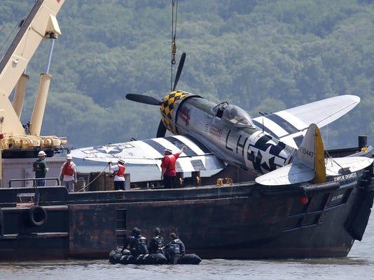 Small Plane Crash (2)