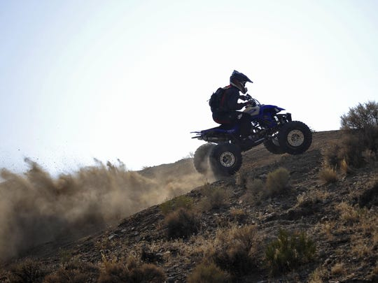 Access to places to ride ATVs in Nevada will be at risk if tens of millions of acres of federal land are transferred to state control.