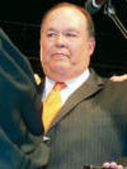 Mescalero President Danny Breuninger pulled just one