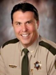 Tim Krum of the Polk County Sheriff's Department