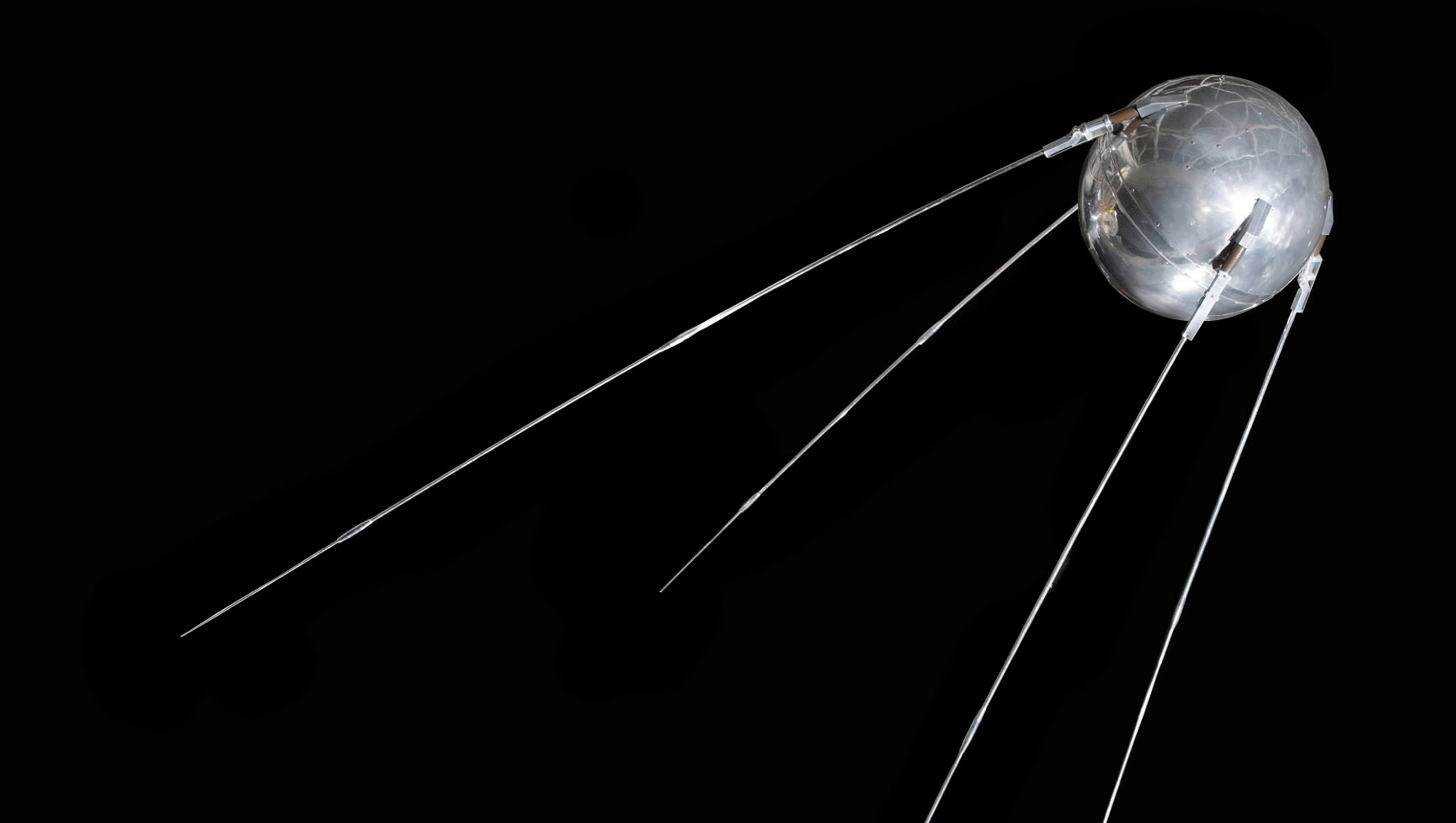 Sputnik First Man Made Satellite Launched 60 Years Ago Today