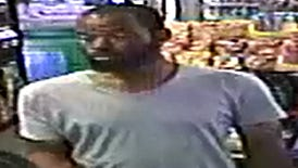 Can you identify this man? If so, please call Crime Stoppers at 23-27463