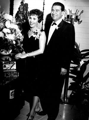 Mary and Florencio Delgado c.1965