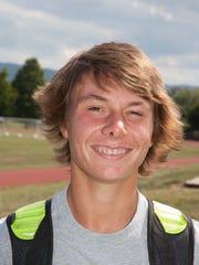 Landon Seiders, McConnellsburg boys soccer