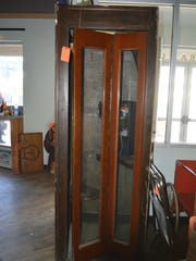 Von Trier is auctioning off this 1950s telephone booth