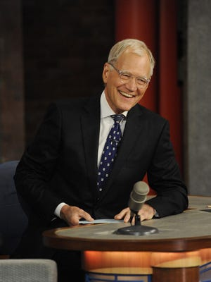 """David Letterman ends his run as host of the """"Late Show"""" on Wednesday at New York's Ed Sullivan Theatre. He celebrated afterward with a swanky party at the Museum of Modern Art."""
