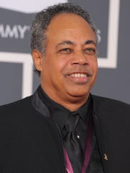 Billy Branch arrives at the 52nd annual Grammy Awards