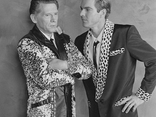 A double dose of Killers, real and pretend: Jerry Lee