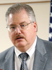 Former Calumet County District Attorney Ken Kratz.