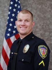 Oxnard police Officer James Langford