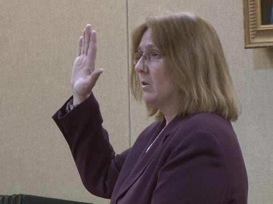 Vicky Smith, a former federal agent, accused of attempted