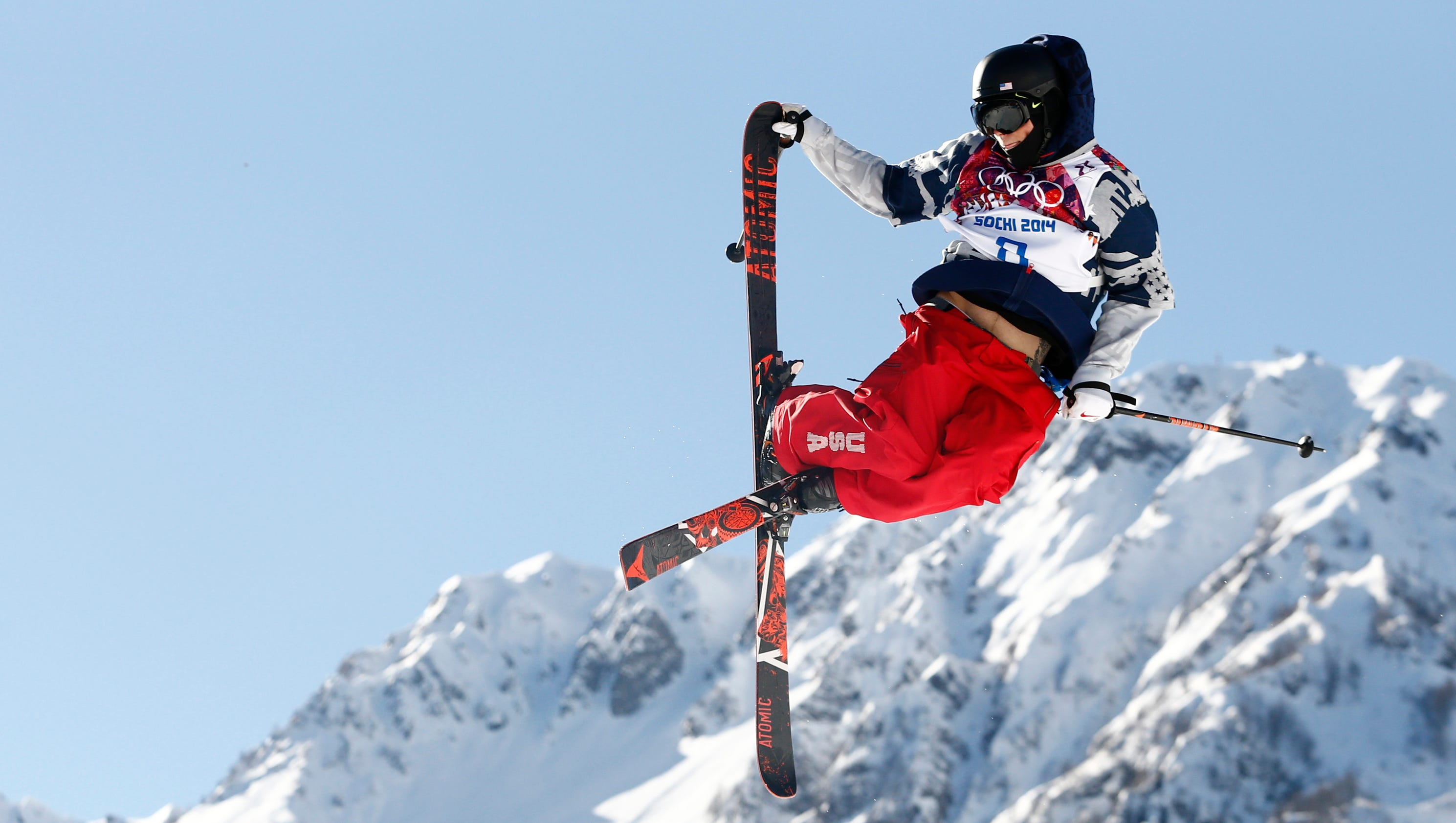 Gus Kenworthy, now X Games medalist, excited 'to be authentic' after ing out as