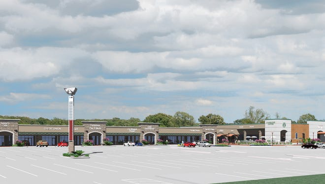 South Highlands is known for its shopping district, which includes the Uptown Shopping Center.