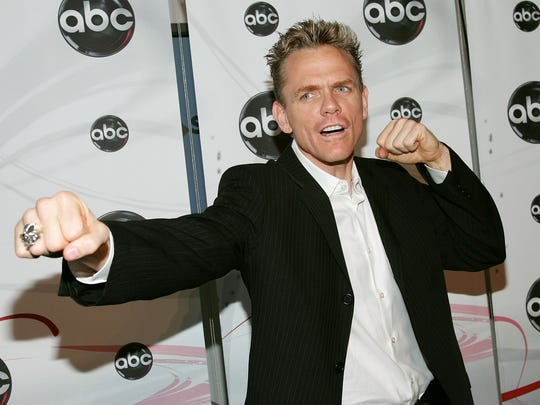 Comedian Christopher Titus.