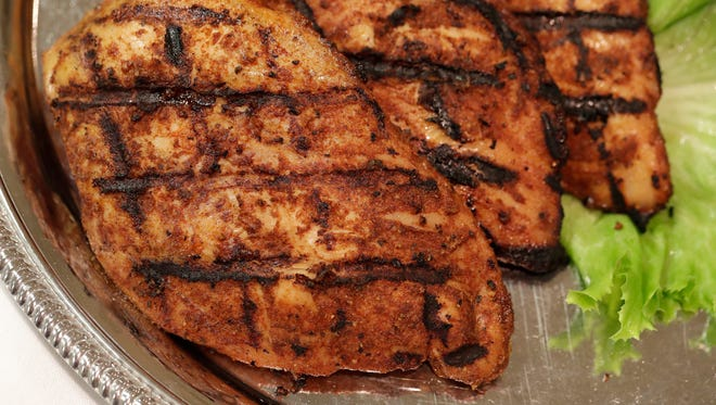 A dry chicken rub mix submitted by Peter Becker of Marshfield was a finalist in the 2016 USA TODAY NETWORK-Wisconsin BBQ Chicken Recipe Contest.