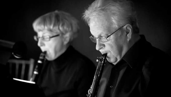 America's Hometown Band will take its small ensembles out to dinner at Vera Mae's Bistro Wednesday, Oct. 19.