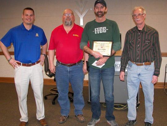 TOTAC Winner - The Olde Tyme Auto Club (TOTAC) of Evansville