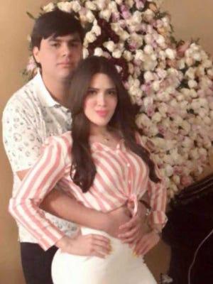 Luis Fernando Morales and Rosa America Garcia-Acosta