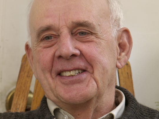 Wendell Berry at home in 2006.
