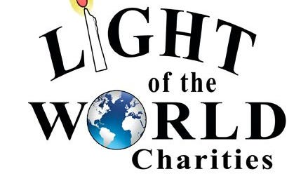 Light of the World Charities logo