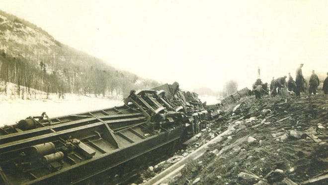 March 11, 1924: The worst passenger wreck near Waterbury took place in Bolton. Sixty passengers were injured and three lost their lives including a 3-month-old infant.