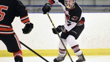 Northern Highlands hockey team generates goals in bunches