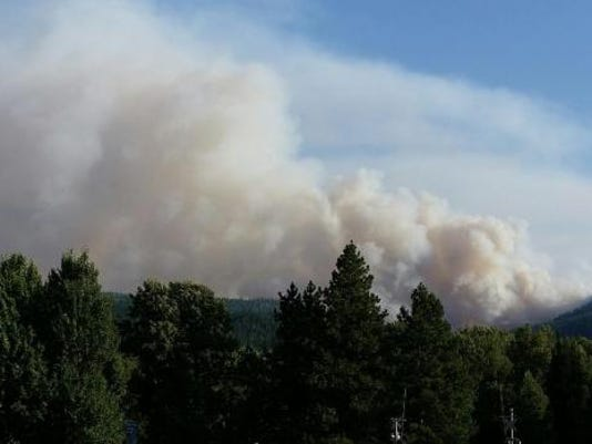 washington fire