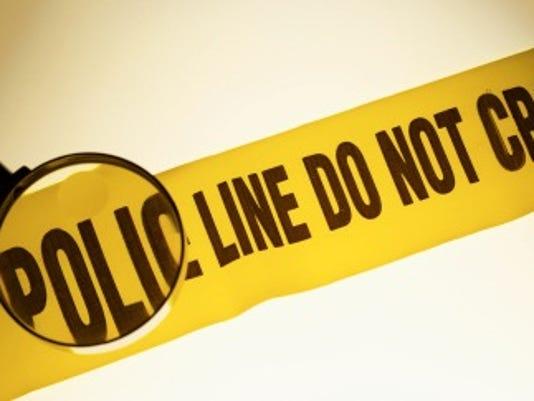 Crime Tape Wide