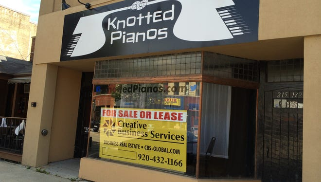 Timeless Tavern leased the former Knotted Pianos location in downtown Appleton.