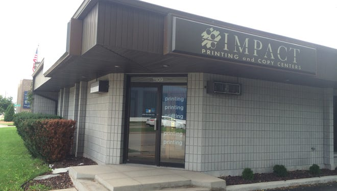 Impact Printing's owner is retiring and closing the longtime business in Appleton.