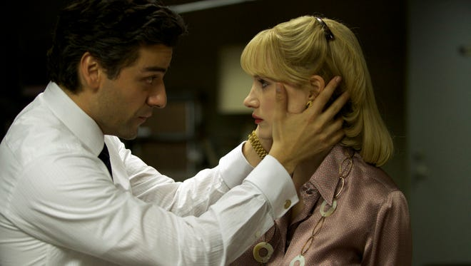 """Oscar Isaac and Jessica Chastain, who are friends in real life, play husband and wife in J.C. Chandor's  """"A Most Violent Year."""""""